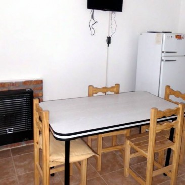 Cabaña con 4 camas individuales - Complejo Las Lengas - Lago Posadas, Santa Cruz