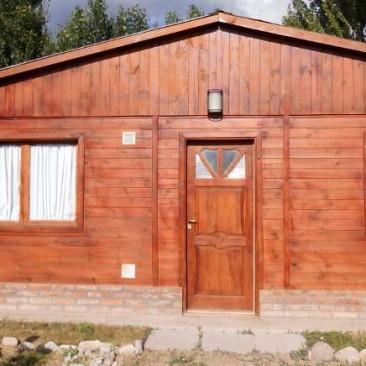 Cabaña para 4 personas, con cama matrimonial - Complejo Las Lengas - Lago Posadas, Santa Cruz