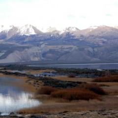 Lagunas en Lago Posadas